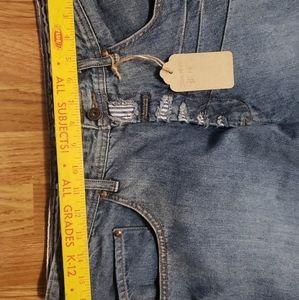 Marithe Francois Girbaud Jeans - Marithe Francois Girbaud Mens Jeans Blue Baggy Fad